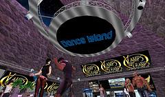 virtual world dance party
