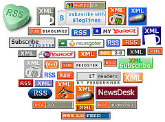 RSS icon collection